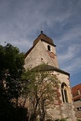 Ancienne église prieurale Sainte-Marie-Madeleine -  Marast Vue du Chevet de l'Eglise Sainte Marie Madeleine