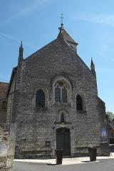 Eglise - Deutsch: Katholische Kirche Saint-Symphorien in Marnay im Département Haute-Saône (Bourgogne-Franche-Comté/Frankreich)