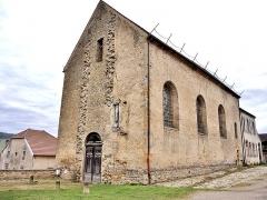 Ancienne abbaye de Clarisses-Urbanistes - Français:   Eglise de l\'ancienne abbaye des Clarisses de Montigny-lès-Vesoul