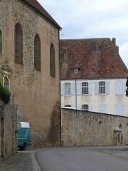 Ancienne abbaye de Clarisses-Urbanistes - English:   Abbey of Montigny-lès-Vesoul (Haute-Saône, France)