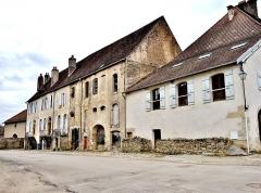 Ancienne abbaye de Clarisses-Urbanistes - Français:   Bâtiments de l\'ancienne abbaye