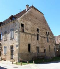 Maison -  Pesmes, Haute-Saone, Bourgogne-Franche Comté, France