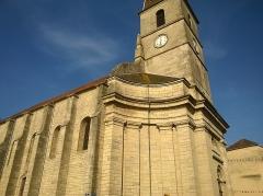 Eglise - Français:   Port-sur-Saône - Eglise