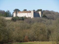 Château - English: Castle of Ray-sur-Saône