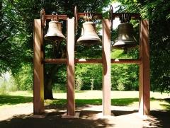 Chapelle Notre-Dame-du-Haut - Deutsch: Notre Dame du Haut (Glocken)