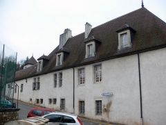 Hôtel de Magnoncourt - Français:   Vesoul - hôtel de Magnoncourt