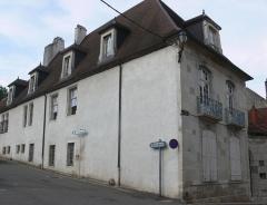 Hôtel de Magnoncourt - Français:   hôtel de Magnoncourt, à Vesoul (Haute-Saône)