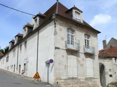 Hôtel de Magnoncourt - Français:   Vesoul - Hôtel Henrion de Magnoncourt
