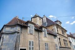 Maison du 15e siècle, dite Hôtel Thomassin - Français:   L\'hôtel Thomassin de Vesoul (Haute-Saône)