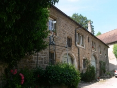 Maison du 15e siècle, dite Hôtel Thomassin - Français:   Ecuries de l\'hôtel Thomassin (Vesoul, Haute-Saône)