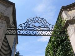 Maison du 15e siècle, dite Hôtel Thomassin - Français:   Hôtel Thomassin à Vesoul (Haute-Saône, France)