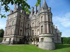 Château des Grammont -  70110 Villersexel, France