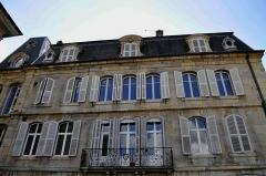 Hôtel Pétremand - Français:   Hôtel Pétremand de Vesoul, 2 petite-rue du Palais.