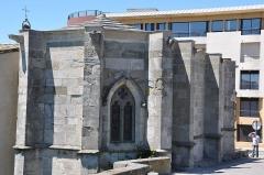 Chapelle Notre-Dame-de-Santé -  Chapelle Notre Dame de la Santé; Carcassonne, Languedoc-Roussillon, France