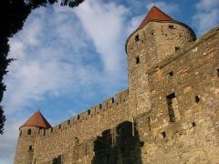 Cité de Carcassonne - Cité Médiévale, Carcasonne, Languedoc, France