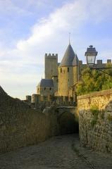 Cité de Carcassonne - Cité Médiévale (Classé Classé Classé)