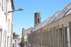 Eglise Saint-Vincent -  Eglise Saint Vincent; Carcassonne, Languedoc-Roussillon, France