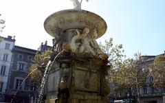 Fontaine monumentale -  Carcassonne