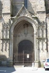Eglise Saint-Michel - Français:   Collégiale Saint-Michel à Castenlaudary (Aude, Languedoc-Rousillon, France)