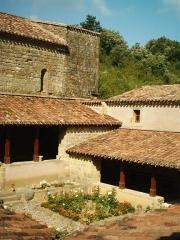 Ancienne abbaye de Rieunette -  fr:Abbaye Sainte-Marie de Rieunette