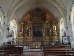 Eglise Saint-Christophe - English: Lasbordes St.Christopher church