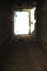 Tour du Portail-Neuf - Français:   Vue intérieure de la Tour du Portail Neuf