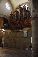 Eglise paroissiale Saint-Martin - Église Saint-Martin de Limoux