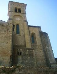 Ancienne abbaye Saint-Hilaire - Español: Abadía de Saint-Hilaire