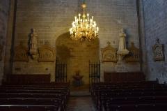 Ancienne abbaye Saint-Hilaire - Abbaye de Saint-Hilaire