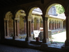Ancienne abbaye de Saint-Papoul - France, Aude, Abbaye de Saint-Papoul