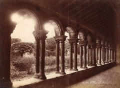 Ancienne abbaye de Saint-Papoul - French architectural photographer