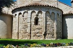 Eglise Saint-Martin - France - Languedoc - Aude - Église Saint-Martin de Vinassan