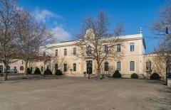 Hôtel de ville - English: Town hall of Alès, Gard, France