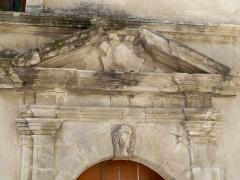 Mairie - Français:   maison à Aramon (30)