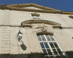 Maison - Français:   Beaucaire (Gard, France), au 21 rue de la République, hôtel particulier de Clausonnette.