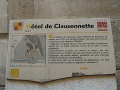 Maison - Français:   21 rue république
