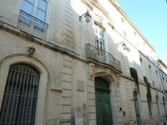 Maison - Français:   21 rue de république - 18° siècle