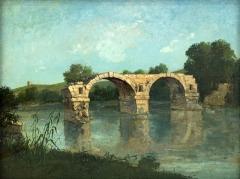 Via Domitia : Pont d'Ambrussum -