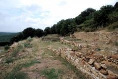Oppidum préromain et gallo-romain - Français:   Oppidum de Gaujac (Gard)