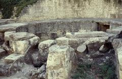 Château d'eau romain ou Castellum Divisorium -  Gard Nimes Castellum