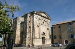 Ancienne église Saint-Pierre - Français:   Eglise à Pont-Saint-Esprit.