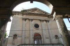 Ancienne église Saint-Pierre - Français:   Pont-Saint-Esprit.