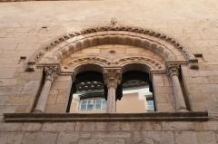 Hôtel de Piolenc, dit Maison des Chevaliers - Deutsch:   Maison des Chevaliers (Musée d\'Art sacré du Gard) in Pont-Saint-Esprit