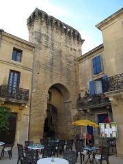 Porte de ville fortifiée -  Gate
