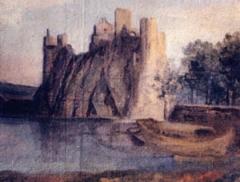 Ancien château -  Château de Roquemaure