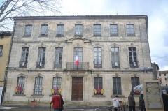 Hôtel de ville - Français:   Hôtel de ville de Roquemaure