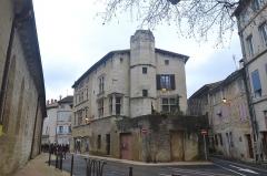 Maison du Cardinal - Français:   Maison du cardinal à Roquemaure