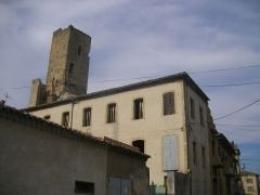 Tour carrée -  Roquemaure