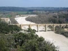 Ancien prieuré Saint-Nicolas de Campagnac -  Pont Saint-Nicolas de Campagnac (Gard)