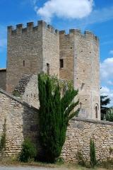Eglise Saint-Bonnet - Français:   France - Languedoc - Gard - Église de Saint-Bonnet-du-Gard